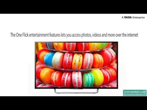 Sony Bravia KDL-40W700C 102 Cm Full HD 3D LED TV