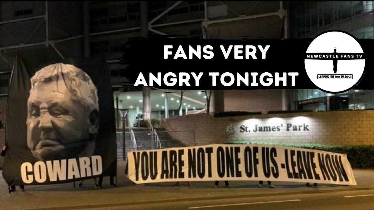 Fan Reaction Show   Brighton - Newcastle United