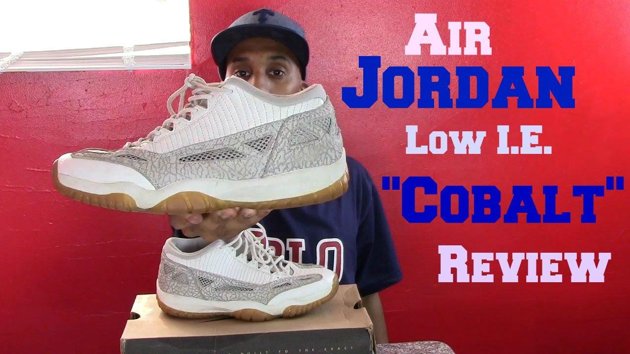 new arrival 355d8 e4cab Air Jordan 11 Low I.E.