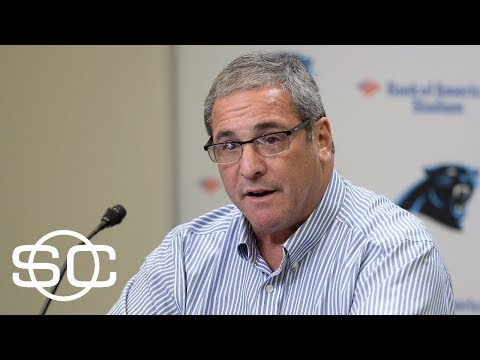 Adam Schefter Reacts To Panthers Firing GM Dave Gettleman | SportsCenter | ESPN
