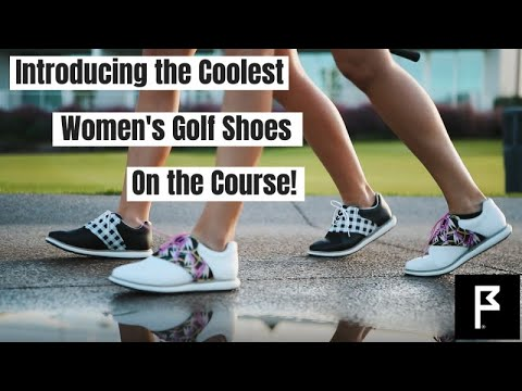 Introducing the Coolest Women's Golf Shoes On the Course - Jack Grace USA
