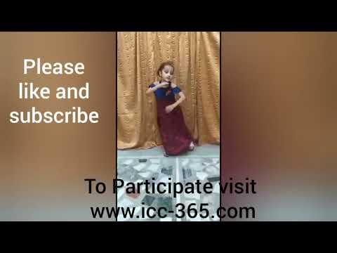 dance mashup by little girl