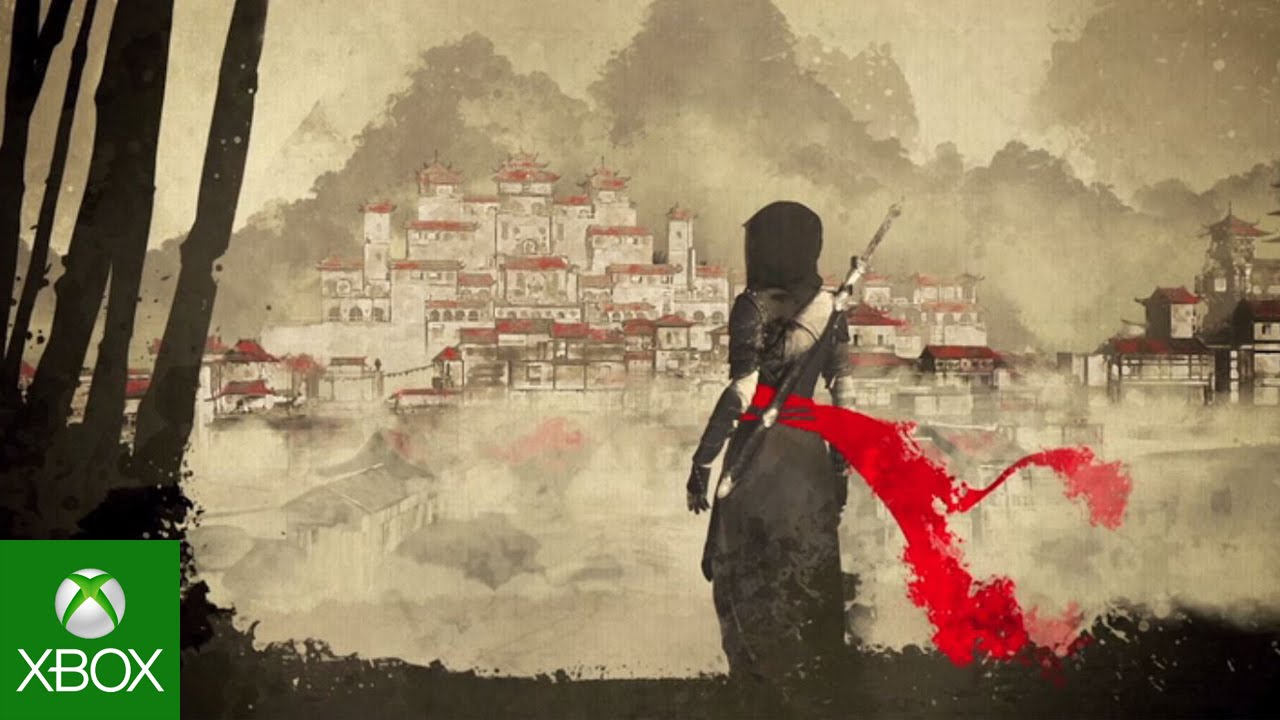 Assassin S Creed Chronicles China Launch Trailer Youtube