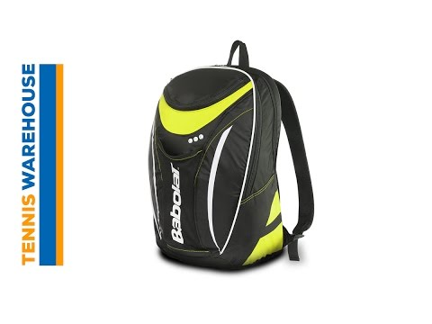 Babolat Club Line Yellow Backpack