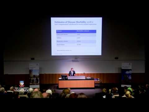 Is Work Making You Sick? Current and Emerging Risks - - The University of Adelaide