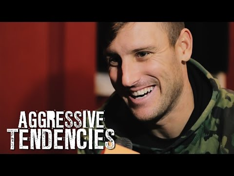 Parkway Drive's Winston McCall finds his hope in people and music | Aggressive Tendencies