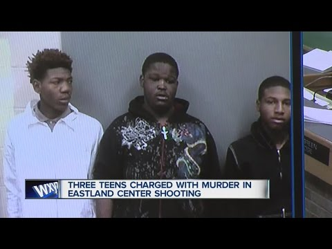 Teens charged with murder in Eastland shooting