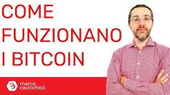 Bitcoin: come funziona (nuova versione)