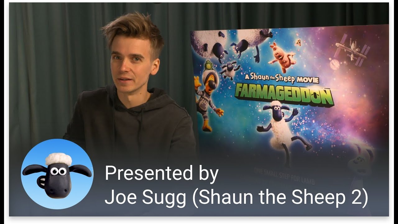An Introduction by Joe Sugg - A Shaun the Sheep Movie: Farmageddon - Guest Picks