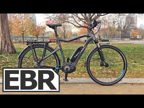 Haibike XDURO Trekking S RX Video Review - Now Trekking 4.0 Electric Bike