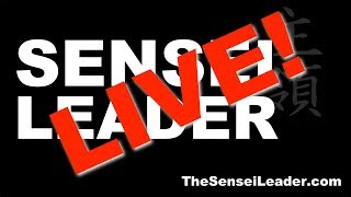 SENSEI LEADER Live! The Indisputable Definition of Success… REPLAY