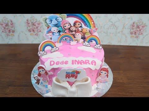 Kue Ulang Tahun Anak Perempuan Terbaru Kue Ultah Karakter