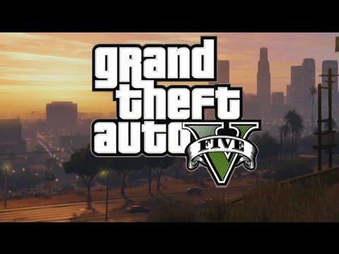 GTA 5  HD - Gaming Video, Video Game,...