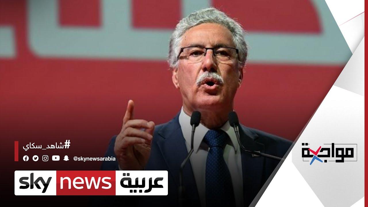 حمة الهمامي يعلق على تصريحاته بالدعوة لثورة ثانية في تونس | #مواجهة