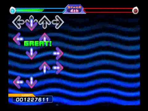 Dance Dance Revolution Extreme (PS2) Paranoia Max ~Dirty Mix~