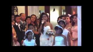 A Thousand Years - Christina Perri ( Bride sings during entrance by Anastasia Robinson )