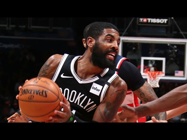 Brooklyn Nets vs Washington Wizards Full Game Highlights | February 1, 2019-20 NBA Season