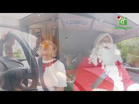 Holiday Inn Fareham - Carpool Karaoke Contest