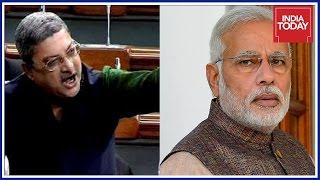 TMC MP, Kalyan Banerjee Calling PM Modi 'Son Of A Rat'