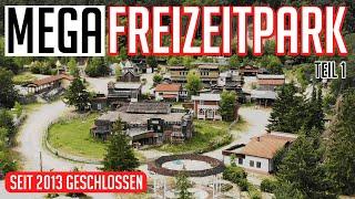 Lost Places | MEGA Freizeitpark erkundet! | Teil 1