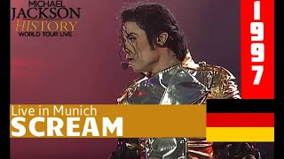 Scream - Live In Munich 1997 History Tour (HWT) - Michael Jackson