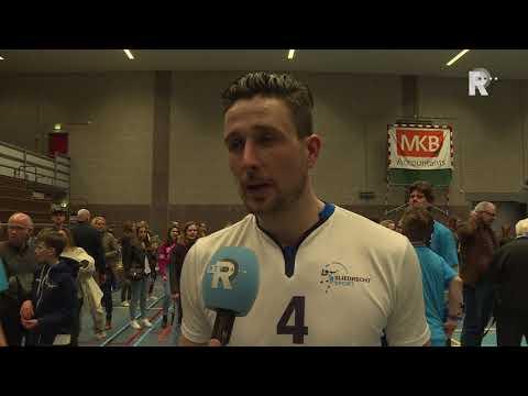 Michael van Leeuwe dolblij na promotie Sliedrecht Sport: 'Toegevoegde waarde voor eredivisie'