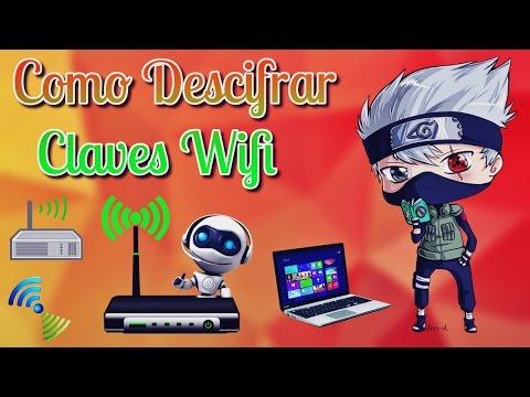 Como Descifrar Claves Wifi Gratis | Actualizado | Redes Movistar Y Claro | 2018 | ✅