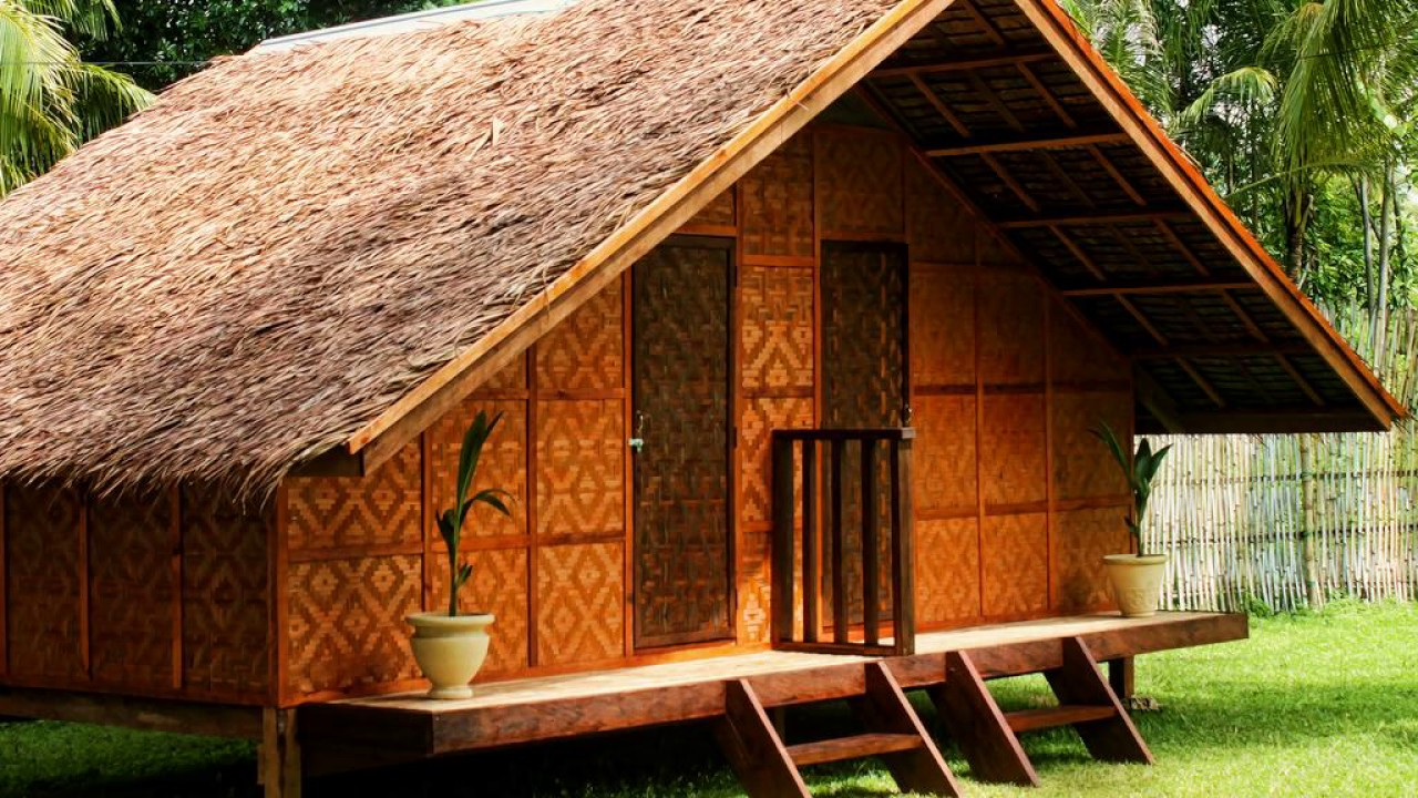 Nipa Huts Amp Camping Moalboal Moalboal Philippines