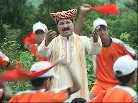 GAURAVGEETE-  MARATHMOLI VAIBHASHALI MATI [Full Song] Marathmoli Apsara Shakti Tura