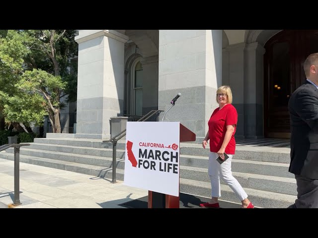 California March for Life | 2021