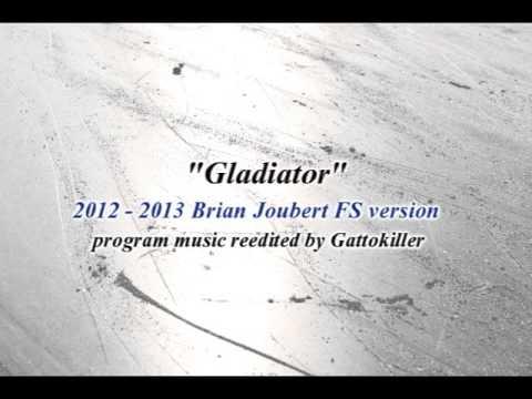 Brian Joubert [2012-2013 FS]