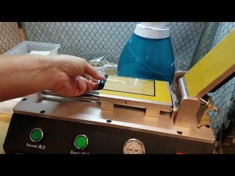 LG G5 Glass Only Repair Using OCA | www.RefurbTraining.com