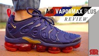 96ed4891673f Air VaporMax Plus Review on feet.