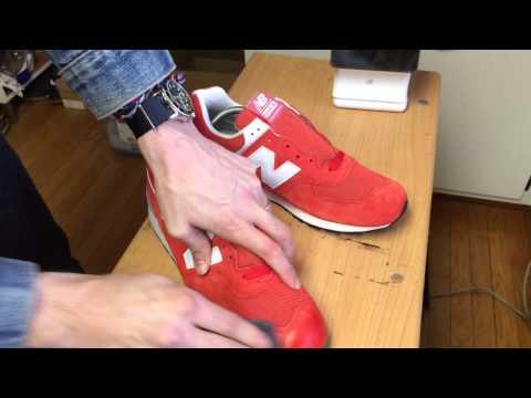 Reshaping sneaker toe part 1