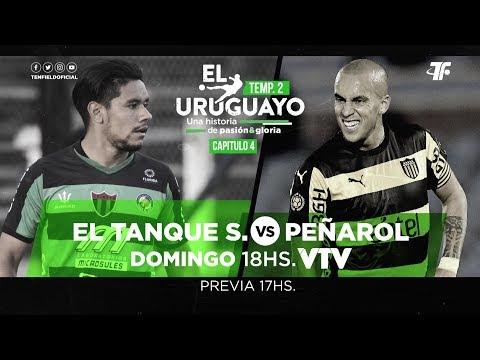 Fecha 4 - El Tanque Sisley  vs Peñarol - Intermedio