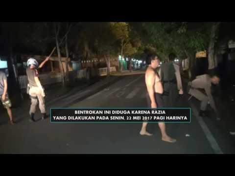 Polisi Serang Markas Satpol PP Padang