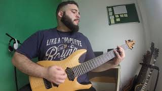 Nickelback - Coin for the Ferryman | Guitar cover by Bruno Marciano