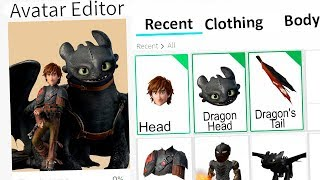 ROBLOX - MAKING A ROBLOX ACCOUNT FOR HICCUP & TOOTHLESS!!