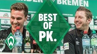 Best of Pressekonferenz mit Florian Kohfeldt | SV Werder Bremen