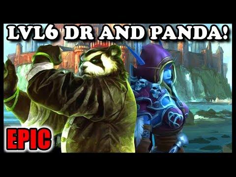 Grubby | [EPIC] LVL 6 Dark Ranger AND Panda!