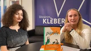 Éloquence et prise de parole selon Laura Sibony - Librairie Kléber Salle Blanche