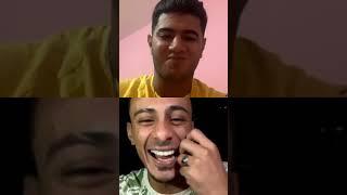نور التوت و علي قدورة نزلين تهزيق و شتيمه في عمر كمال مسخره ع الاخر و شوفو مفاجاء اخر الفيديو