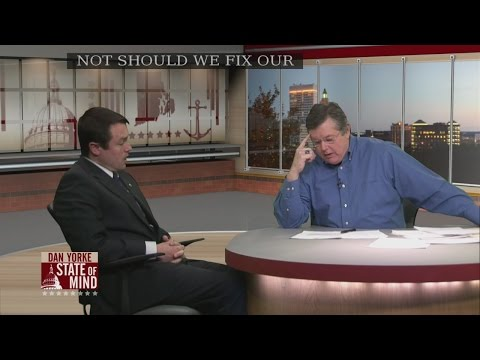 2/18: Republican Minority Leader Brian Newberry on State of Mind