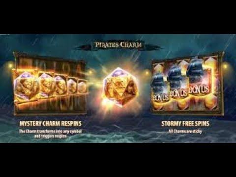 Бесплатные спины «Шторм», Скаттером в Этом Слоте Стал Пиратский Корабль,  10 Бесплатных Вращений!
