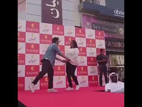SRK Dancing On Gerua In Dubai || Shah Rukh Khan || Dubai