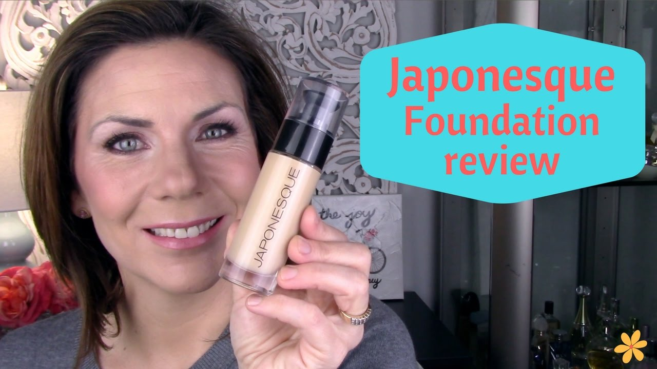 Japonesque Foundation Review Demo Youtube