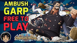 Walkthrough for Ambush Garp FREE TO PLAY! [One Piece Treasure Cruise]