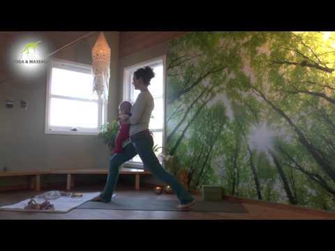 Baby Yoga – Standing Poses