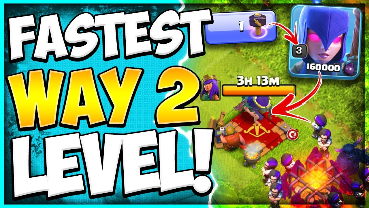 Upgrade Heroes and Dark Troops Fast! How to Upgrade Dark Elixir Troops Quickly in Clash of Clans