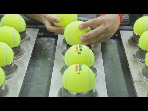 How To Make a Tennis Balls